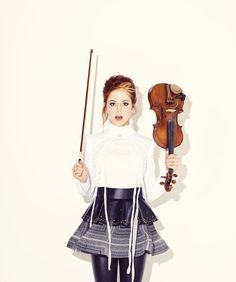 Lindsey Stirling's sterling YouTube career     - CNET  Nine years ago Lindsey Stirling  violinist dancer composer and singer  tried everything she could think of to get on The Ellen DeGeneres Show. After jumping through all these loops and holes on the internet she managed to track down the email of one of the shows producers.  But how do you adequately describe a violin act playing your own dubstep composition (electronic music built around a heavy bass and drum beat)  with dancing? Which…