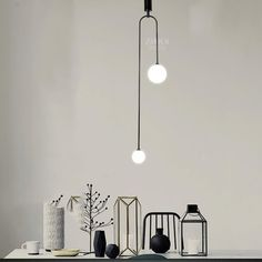 LED Schmiedeeisen Lster Designer Glas Nach Der Creative Persnlichkeit Wohnzimmer Schlafzimmer Modernen Minimalistischen Restaurant