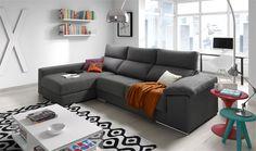 KIBUC, muebles y complementos - Sofá Asti