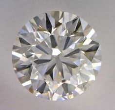 0.81-Carat Round Cut Diamond    This Very Good-cut E-color, and VVS2-clarity diamond comes accompanied by a diamond grading report from GIA  $5273.10
