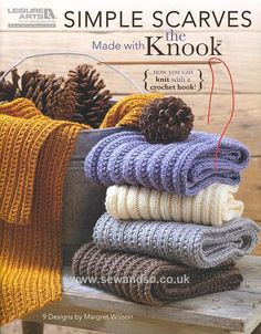 Knook Knitting Patterns : 1000+ images about knook knitting on Pinterest Crochet hooks, Fingerless mi...