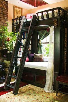 book nook loft...♥