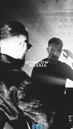 Adam Anderson via Instagram - Moscow Russia
