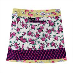 Moshiki #skirt - #Bread - short version. Watch the reversible side of this skirt » visit Pocaido Rock Shop for these #skirts by the picture-link. There will be versions for Autum/Winter temperature. #Moshiki #HotCookie #Wrapskirt #Wickelrock #Wenderock #Cacheur #Rock #clothing #fashion #moda #Mode #Style #Summer