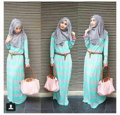 Arab Fashion, Islamic Fashion, Girl Fashion, Modest Outfits, Modest Fashion, Unique Fashion, Hijab Wear, Hijab Outfit, Turban