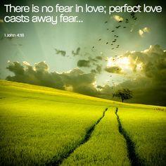 Perfect Love.