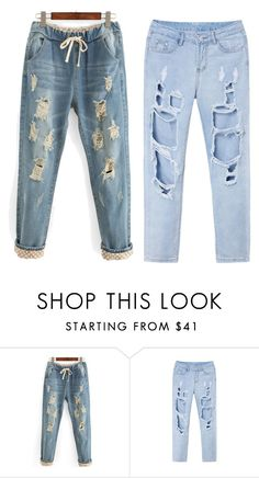 """""""blue"""" by amniaali ❤ liked on Polyvore"""