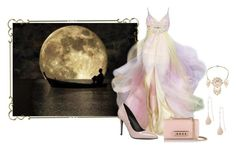 """Untitled #1480"" by rkdk1101 ❤ liked on Polyvore featuring Elie Saab, Miss Selfridge, Express, Valentino and Dorothy Perkins"