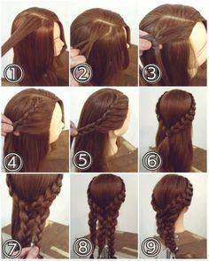 เทรนด์การเกล้าผมและทรงผมถักเปีย ทำออกงานกี่ครั้งก็ไม่มีเบื่อ วันนี้ Thainarak.net แวะมาแปะไอเดียดีๆ กับภาพการทำผมสวยง่าย ไม่กี่ขั้นตอน กับ Hairstyle tutorials จาก Nest Hairsalon หลังจากครั้งก่อนไปหยิบ 12 ไอเดียการทำผมสำหรับสาวผมสั้น ผมประบ่ากันไปแล้ว มาค