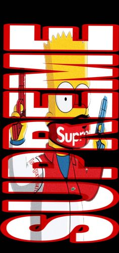 Simpsons, Learning English Online, Supreme Wallpaper, Learn English, Walls, Learning English, Wands, Best Walpaper
