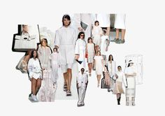 Shades of White