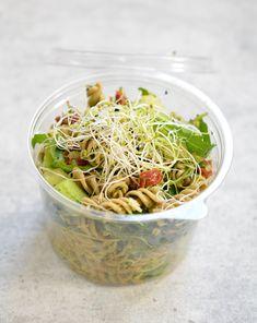 5 jours de menu IG bas & sans sucre – Perte de poids – Megalow Food Menu Ig Bas, Health And Wellness, Health Fitness, Japchae, Detox, Veggies, Food And Drink, Nutrition, Gluten Free