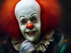 Pennywise, the shape shifting party pooper, haunted the children of Derry Maine. Description from guardianlv.com. I searched for this on bing.com/images