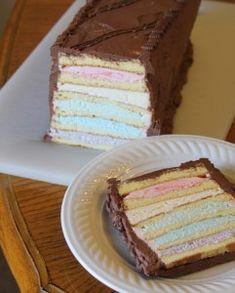 Easter, graduation, anniversary, Saturday cake.