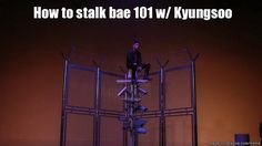 X3  Stalking level: D.O