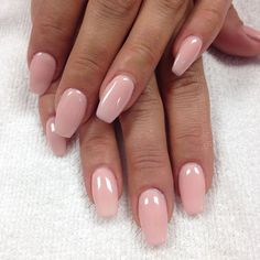 """""""Sometimes you're in the mood for nude with nothing on...nothing... """" Photo taken by @professionalnailss on Instagram, pinned via the InstaPin iOS App! http://www.instapinapp.com (05/27/2016)"""