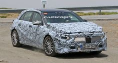 2019 Mercedes-AMG A45 Coming With Over 400HP 0-62 In Under 4 Sec