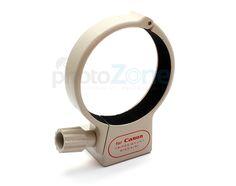Vòng đỡ ống kính 70-200mm F4L IS chuyên dụng khi chụp hình với chân máy, giúp máy và ống kính cân bằng tốt hơn.Cân bằng trọng lượng máy và lens.