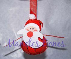 5 ideas para hacer adornos para el árbol de Navidad | Aprender manualidades es facilisimo.com