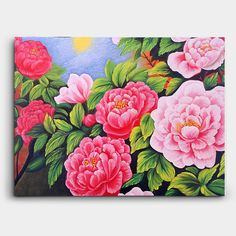 돈들어오는 그림, 어떤게 있을까? 베스트 4 « 세오아트갤러리 Japan Tattoo, Impressionist Art, Fantasy World, Peonies, Art Drawings, Tapestry, Wallpaper, Pattern, Paintings