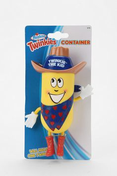 Twinkie The Kid has your Twinkie covered.