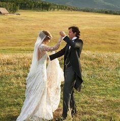 lauren bush's wedding