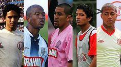 Las camadas de futbolistas peruanos que se quedaron en el camino