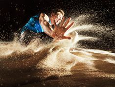 Great series of sports photos by versatile Danish photographer and filmmaker Henrik Sorensen.  Explore more of Henrik's photos on Getty Images.  More photography inspiration via Getty Images