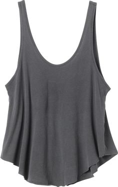 The RVCA Label Drape Tank is a favorite everyday top