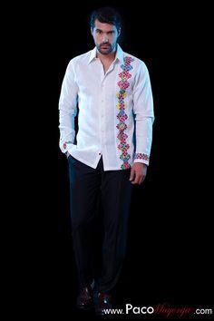 African Wear Styles For Men, African Clothing For Men, African Men Fashion, Mexican Outfit, Mexican Dresses, African Dashiki Shirt, Gents Shirts, Kurta Men, Mens Kurta Designs