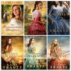 Historical Fiction by Laura Frantz