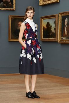 Erdem Pre-Fall 2015 Collection Photos - Vogue