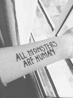 American horror story tattoo