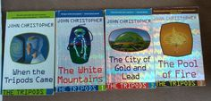 THE TRIPODS John Christopher Lot 4 When Came White Mountains City Gold Pool Fire