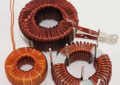 The most important thing in toroidal power inductors is that they are smaller and lighter than other inductor types. Toroidal inductors, due to their larger surface area, are also quicker cooling than traditional inductors.