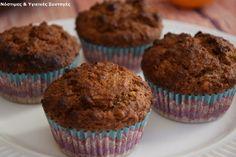 Κέικ Archives - Miss Healthy Living Sweet Recipes, Sugar Free, Healthy Living, Muffin, Cooking Recipes, Cupcakes, Yummy Food, Sweets, Snacks
