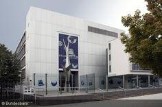 Bundesbank Geldmuseum - Building © Bundesbank