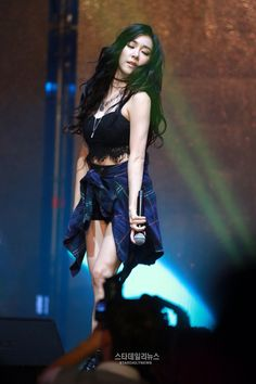 150830 Tencent K-POP Live Music SNSD  Tiffany