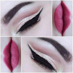 "@urbandecaycosmetics xx reloaded, @makeuprevolution_norge awesome metals eye foils ""rose gold"" @anastasiabeverlyhills @norvina liquid lipstick ""kathryn"" #100daysofmakeup #beautyaddictsfb #beautyaddict #fiftyshadesofmakeup #beautiful #brows #bryn #beauty #hudabeauty  #makeupfanatic1 #picoftheday #lookoftheday #lookamillion #makeupjunkie #Makeupbyme #makeupaddict #makeupmafia #makeuplover #makeup #motd #anastasiabeverlyhills #abh #eyebrowsoftheday #fun #urbandecay #makeupfanatic1"