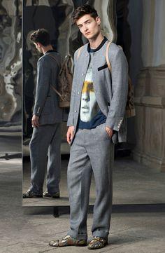 Trussardi Spring 2017 Menswear Collection Photos - Vogue