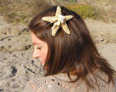 Starfish Hair Pin