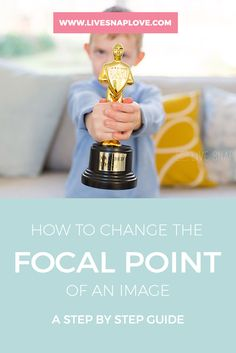 Photography Tips for Beginners | How to Change the Focal Point