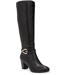 6d36bbb147d Karen Scott Gaffar Dress Boots