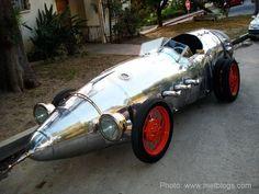 Baron Margo rocket car: Cars Design, Steampunk Cars, Bullets Cars, Cars Steampunk