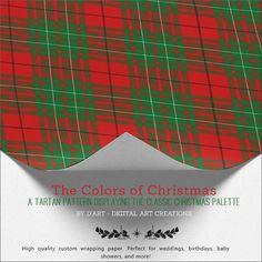 #christmas #xmas #holidays #seasonal #festivity #wrappingpaper #giftwrapping #plaid #tartan #christmasseason #christmasholidays #plaidpattern #tartanpattern #zazzle #zazzler #zazzleshop #digitalartcreations