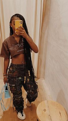 Swag Outfits For Girls, Cute Swag Outfits, Chill Outfits, Dope Outfits, Teen Fashion Outfits, Pretty Outfits, Teenage Girl Outfits, Black Girl Fashion, Tomboy Fashion