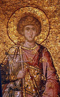 Religious Icons, Religious Art, Mosaic Portrait, Byzantine Art, Church Architecture, Roman Art, John The Baptist, Catholic Art, Orthodox Icons