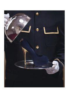 Louis Vuitton AW 2013 shoes catalogue photo by Koto Bofolo