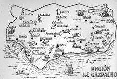 El mapa gastronómico 1