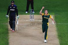 Morne Morkel provided crucial strikes and kept SA in the game